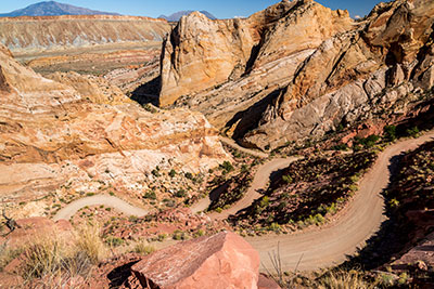burr-trail-road-capitol-reef