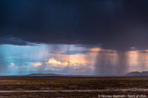Pluies diluviennes sur le nord-ouest du Nouveau-Mexique