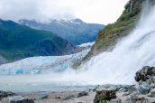 Mendenhall Glacier et Nugget Falls, Alaska