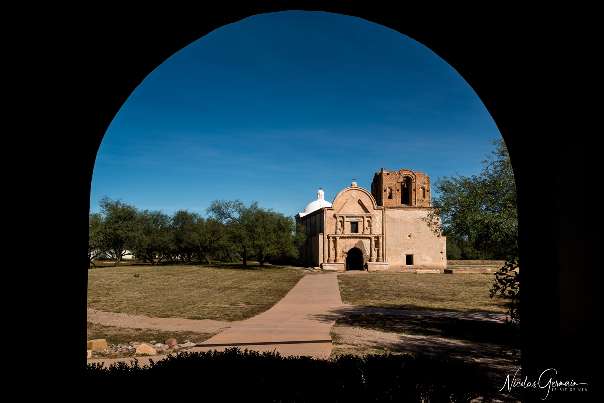 Mission San Jose de Tumacacori, Arizona