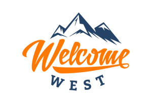 Logo Welcome West
