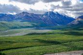 Chaîne Alaska, Denali National Park