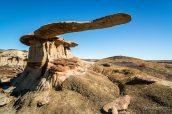 Aile rocheuse démesurée de King of Wings, Nouveau-Mexique