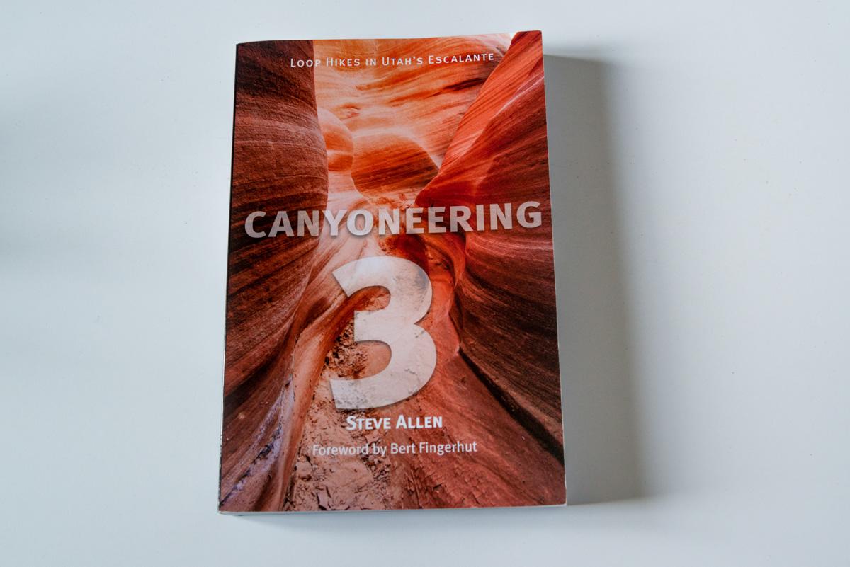 Couverture de Canyoneering 3 de Steve Allen