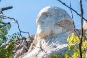 Mount Rushmore, George Washington