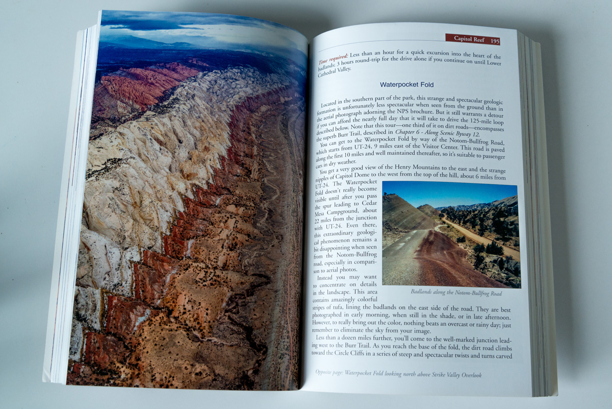 Texte et photos de Photographing the Southwest