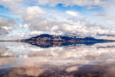 Bonneville Salt Flats - Nicolas Germain, Spirit of USA