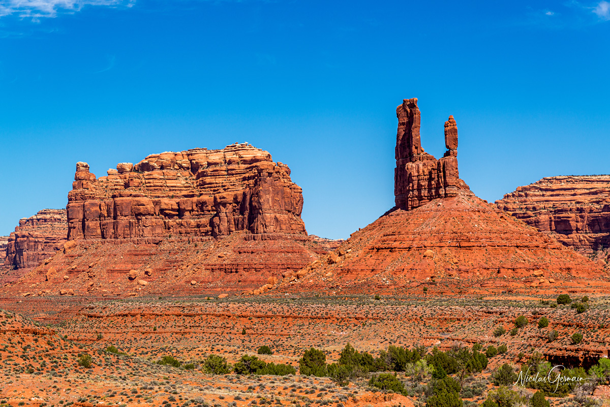Valley of the Gods - Bears Ears National Monument