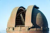Un téléscope de l'observatoire Griffith de Los Angeles