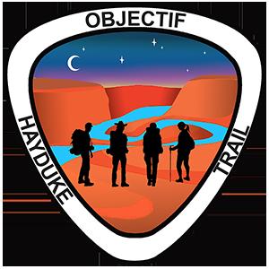 Logo Objectif Hayduke Trail