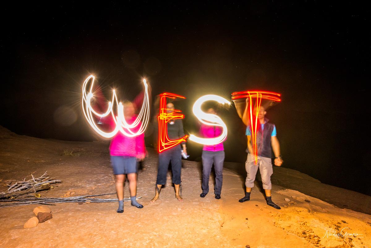 "Essai de Paint Lighting ""West"""